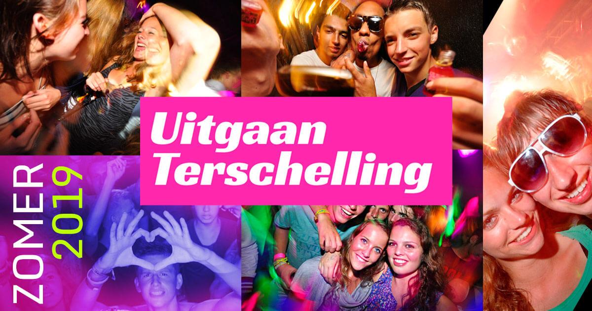 nachtleven terschelling clubs en discotjeken