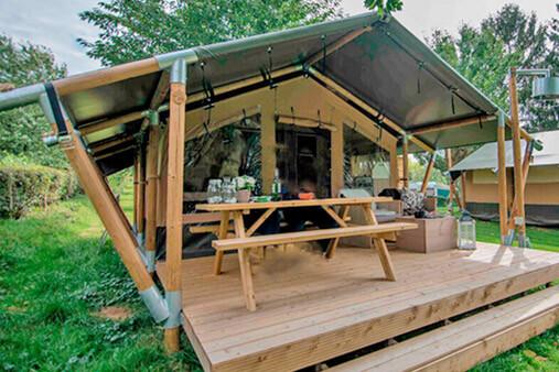 Safaritent Camping Appelhof